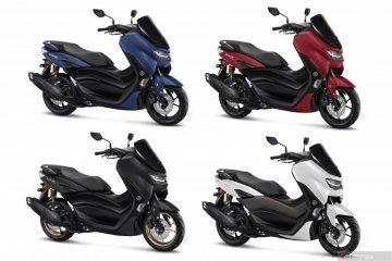 Yamaha umumkan harga NMax 2020