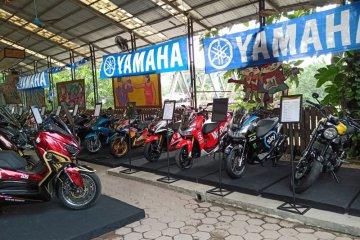 Kontes modifikasi Yamaha Customaxi 2020 dibuka di Bekasi