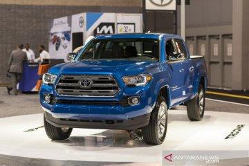 """Toyota pindahkan produksi """"pick up"""" Tacoma ke Meksiko"""