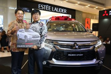 Mitsubishi gelar promo akhir tahun, hadiah Pajero hingga ke Jepang