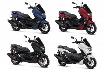 Yamaha NMax 2020 mulai didistribusikan meski model lama masih diminati