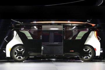 GM Cruise, mobil swakemudi listrik tanpa setir dan pedal