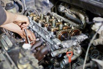 Empat gejala mobil harus turun mesin