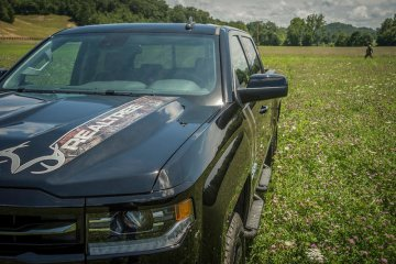 Chevrolet kenalkan Silverado Realtree Edition 2021