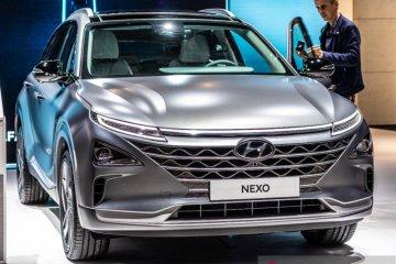 Hyundai produksi mobil berbahan bakar hidrogen di China