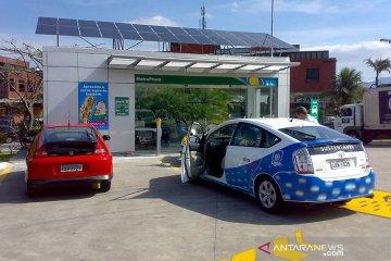 Mobil listrik dan udara bersih untuk Jakarta