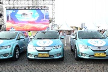 Insentif mobil listrik untuk perbaikan kualitas udara Jakarta