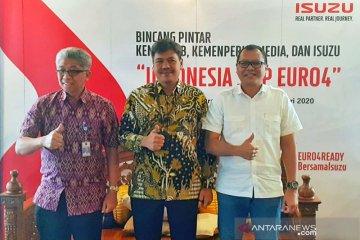 Berbekal mesin Common Rail, Isuzu Indonesia siap hadapi era EURO 4