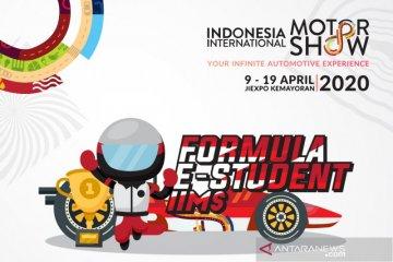 IIMS 2020 hadirkan 20 merek mobil-motor hingga Formula E untuk pelajar