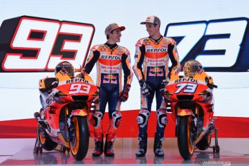 Marc Marquez perpanjang kontrak dengan Honda hingga 2024