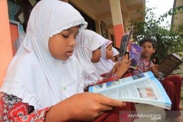 Meningkatkan minat membaca