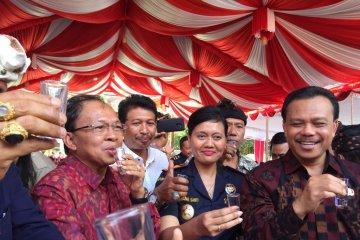 Gubernur Koster terbitkan pergub soal tata kelola arak Bali