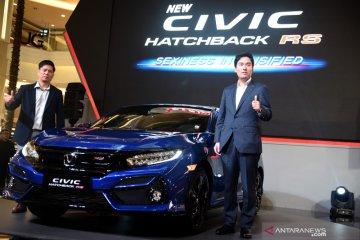 Honda rilis Civic Hatchback RS, harganya Rp 499 juta