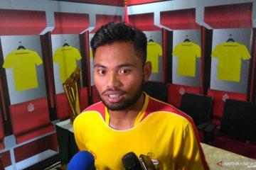 Jadi tersangka, Saddil Ramdani terancam dipecat Bhayangkara FC
