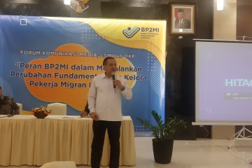 BP2MI: Perubahan tata kelola tingkatkan perlindungan pekerja migran