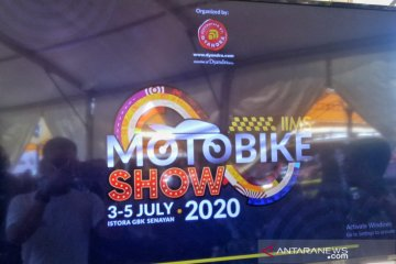IIMS Motobike Show 2020 digelar Juli