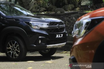 Suzuki bidik penjualan 2.000 unit per bulan untuk XL7