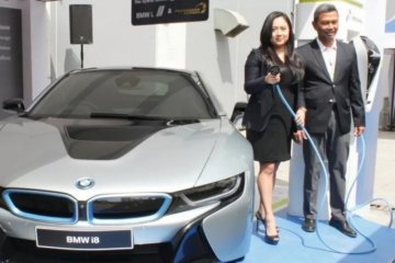 BMW Indonesia sambut persaingan industri kendaraan listrik