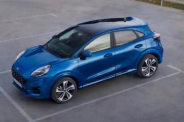 New Ford Puma hadir di Australia akhir 2020