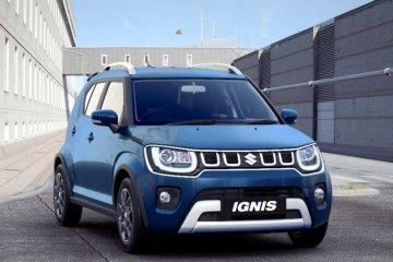 Suzuki jamin stok New Ignis aman hingga Lebaran