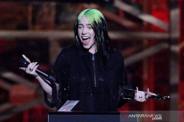 Kemarin, Billie Eilish di BRIT Awards hingga Samsung gandeng BTS
