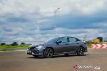 Civic Hatcback RS dipesan 92 unit, Honda optimistis raih target