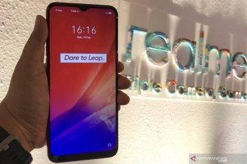 Realme C3 ponsel pertama pakai Helio G70