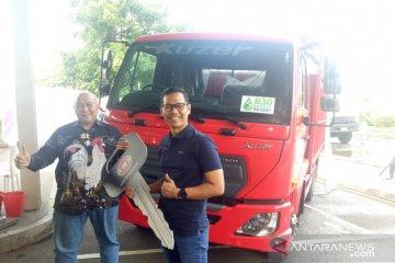 UD Trucks targetkan Kuzer bisa terjual 350 unit setahun
