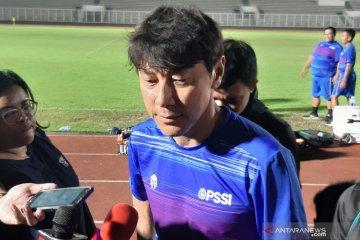 Shin Tae-yong berharap Liga 1 dan 2 segera bergulir demi Piala Dunia U-20