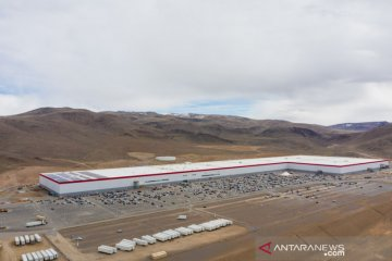Tesla tidak dapat restu jalankan pabrik California
