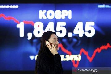 Saham Korsel jatuh ke terendah 9 bulan, terseret aksi jual saham chip