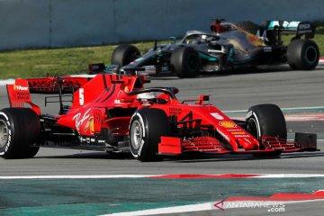 Ferrari harus desain ulang mobil F1 mereka tahun ini