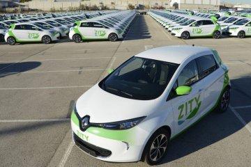 Ferrovial siapkan layanan berbagi mobil listrik