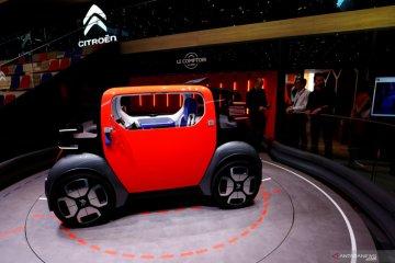 Mobil listrik Citroen AMI akan dipasarkan Juni
