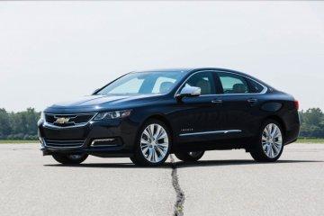 Chevrolet Impala pastikan akan gantung setir
