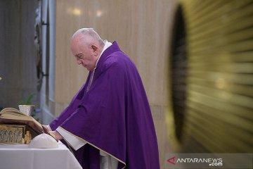 """Paus Fransiskus """"tersakiti"""" tentang Hagia Sophia"""