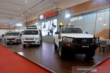 Toyota bawa empat kendaraaan niaga versi kustom di Giicomvec 2020