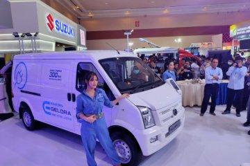 DFSK Gelora E, van listrik niaga harga di bawah Rp500 juta
