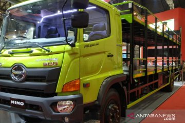 Hino Ranger FG 235 JU 4x2 tawarkan solusi ODOL