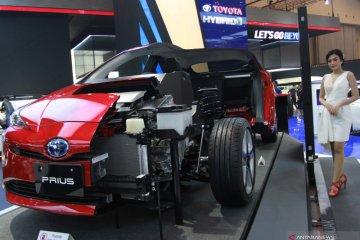 Toyota Indonesia mulai produksi mobil listrik HEV 2020
