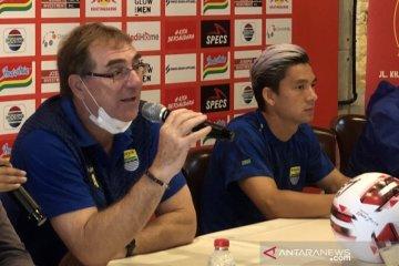 Robert Alberts: Jika pensiun, saya ingin di Persib Bandung