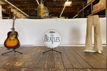 Panggung pertama Beatles dilelang, berapa harganya?