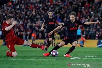 Atletico Madrid umumkan dua kasus COVID-19 jelang perempat final Liga Champions