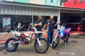 Beta Motorcycle's luncurkan dua motor enduro untuk pasar Indonesia