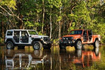 Jeep Gladiator dan Wrangler ditarik karena masalah kopling