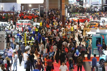 Indonesia International Motor Show (2020) - Dampak Covid-19: IIMS 9 – 19 April 2020 Ditunda