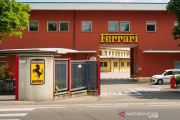 Antisipasi COVID-19, anggota tim Ferrari isolasi diri