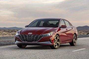 Hyundai Elantra 2021 dirilis, tersedia versi hybrid
