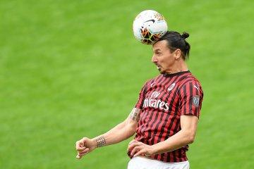 Zlatan Ibrahimovic akan menepi selama sepuluh hari karena cedera