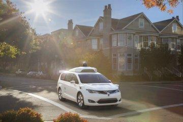 """Perusahaan teknologi """"self-driving"""" menunda pengujian karena corona"""